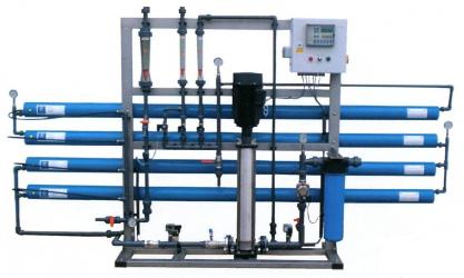 Demineralizácia, reverzná osmóza, blokvá úprava vody, miešačky glykolu