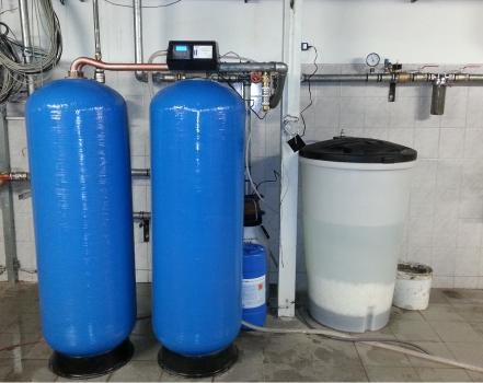 Inštalácie úpravní vody AQUINA